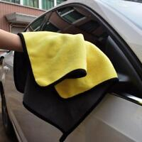 Super Soft Absorbent Car Wash Coral Velvet Towel Cleaning Drying_Cloth`