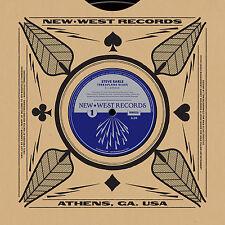 """Steve Earle / Robert Johnson - Terreplane Blues - 10"""" single NEW RSD w/ download"""