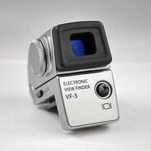 USED Olympus VF-3 Electronic View Finder Silver for E-P2/E-P3/Lite From Japan