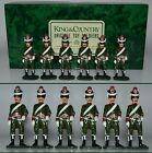 King & Country Glossy NAP.BM Belgian Militia Cavalry Officers **AA-11298/S1***