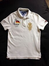 Polo Tommy Hilfiger Germany Allemagne comme neuf Taille S