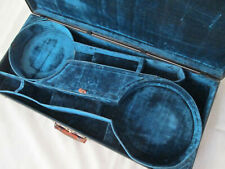Banjo double case 1930's - extremely rare