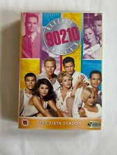 BEVERLY HILLS 90210 COMPLETE SERIES 6 DVD