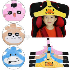 Kids Head Support Baby Safety Car Seat Sleep Nap Child Holder Protector Belt