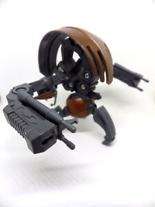 Figurine Star Wars 9 X 12 CM Articulated Hasbro 2008 LFL C-001C