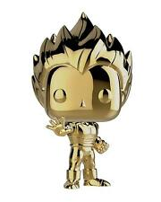 FUNKO POP DRAGON BALL VEGETA GOLD SDCC VINYL 2018 - Limited Edition Toy