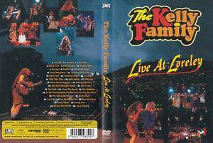Kelly Family The / Live At Loreley 1995 / DVD von 2018 / Rar / Neuwertig !
