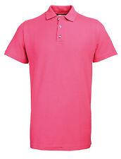 Polo camisetas, Tops, Tallas S - 10XL Plain Pique polos para el Trabajo, Casual, hacer deporte
