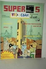 RIVISTA SUPER VIC & C64 NUMERO 5 NOVEMBRE 1984 USATA EDIZIONE ITALIANA FR1 54752