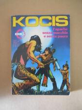 KOCIS n°2 1976 Fumetto western Collana Beta Edigamma [G352]