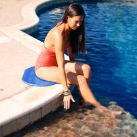 "Texas Rec 20.5"" x 15"" Swimming Pool Poolside Foam Cushion - Blue"