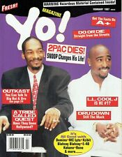 YO! MAGAZINE #57 2/97 SNOOP TUPAC OUTKAST L.L. COOL J A TRIBE CALLED QUEST