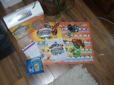 wii skylanders giants booster pack and extra figures