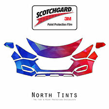 3M Scotchgard Paint Protection Clear Bra Kit for Hyundai Santa Fe 2013-2016