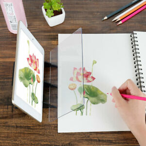 Drawing Board Tracing Reflection Optical Sketch Painting Projector Mirror Panel