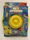 Wicked Sky Spinner Yellow
