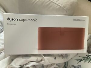 Copper edition DYSON Supersonic Hairdryer Box Storage Case Magnetic Clasp
