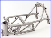 2002 DUCATI 998 MONOPOST Frame With Documents yyy