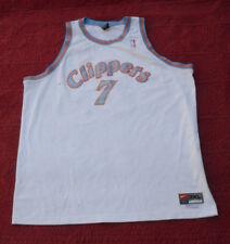 Vintage Nike NBA Los Angeles Clippers Lamar Odom #7 Jersey Size 3XL.