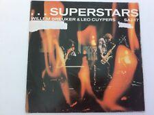 "LP  Vinyle WILLEM BREUKER & LEO CUYPERS ""...Superstars"". Very Good state !!"