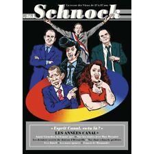 Schnock N°36 - Les années Canal +