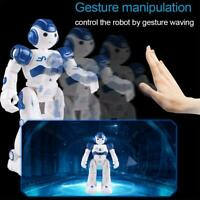 Intelligent Gesture Remote Control Programmable Dancing USB RC Robot Kids Toy