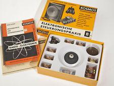 Kosmos Elektronische Steuerungstechnik B Experimentierkasten - Vintage von 1960
