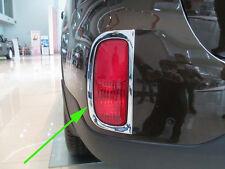 Chrome Rear Fog Lamp Light Cover for 2013-2014 KIA Sorento Light