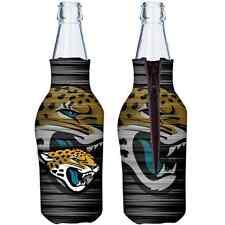 Jacksonville Jaguars Hunter Mfg Nfl 12oz Bottle Coolie Free Ship