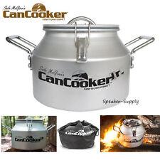 Seth McGinn's Can Cooker Jr Outdoor Steam Camping Camp 2 Gallon Small RV JR-001