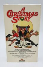 A Christmas Story Vhs Tape