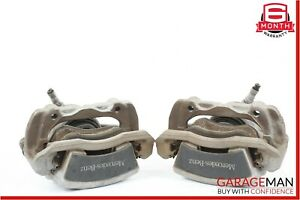 08-12 Mercedes W204 C300 C250 4Matic Front Brake Calipers Left and Right Set OEM