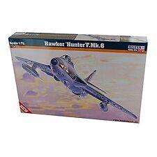 "MisterCraft MCD10 1:72 Scale ""Hawker Hunter F.Mk.6"" Model Kit"