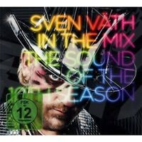 SVEN VÄTH - SVEN VAETH IN THE MIX:THE SOUND OF THE 10TH SEASON   3 CD NEW