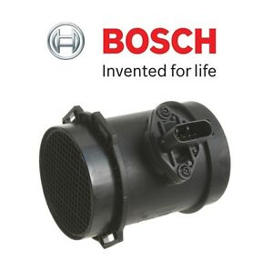 For BMW 7 Series 745i E65 745Li 2003 2002 BOSCH Mass Air Flow Sensor 13627501554