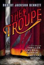 The Troupe, Bennett, Robert Jackson, Good Condition, Book