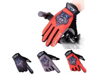 Outdoor Sports Gloves Long Finger Mountain Motorcycle Full Finger Touch Screen