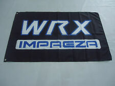 New Car Racing Banner Flags for Impreza WRX Flags 3x5ft free shipping