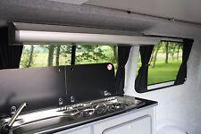 VW T5, T6 Campervan Storage Shelf,1030mm Carbon Fibre Curved Top Storage