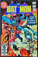Batman #347 NM- Shadow Of The Batman DC Comics