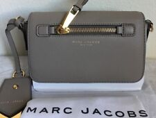 58f1da5cd8 Marc Jacobs Recruit Leather Crossbody Bag  295 Mink Original Packaging