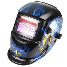 FIXKIT Careta de Soldar de Oscurecimiento Automático Casco Soldadura Máscara S