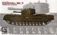 AFV CLUB  KIT 1:35 CARRO ARMATO CHURCHILL MK V 95MM/L23 HOWITZER     ART AF35155