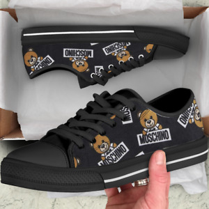 Moschino Low Top Shoes Sneakers 2021, Full sizes