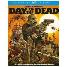 Day of the Dead (Blu-ray Disc, 2013, Collectors Edition)
