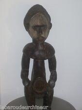 statue  fine african art art premier primitif