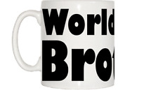 World's Best Brother Mug