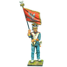 NAP0352 Polish 1st Line Infantry Standard Bearer by First Legion