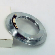 For M42 Lens to Canon EOS Body with Focus AF Confirmation M42-EOS Adapter Ring