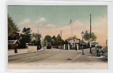 ARDBEG ROAD, THOMSON FOUNTAIN, ROTHESAY: Isle of Bute postcard (C28096)